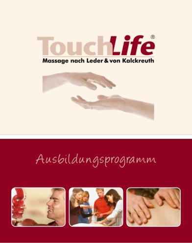 Infobroschuere_TouchLlife_Massageschule